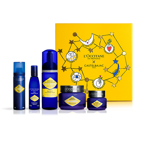 SMOOTHING IMMORTELLE PRECIOUS SKIN CARE SET