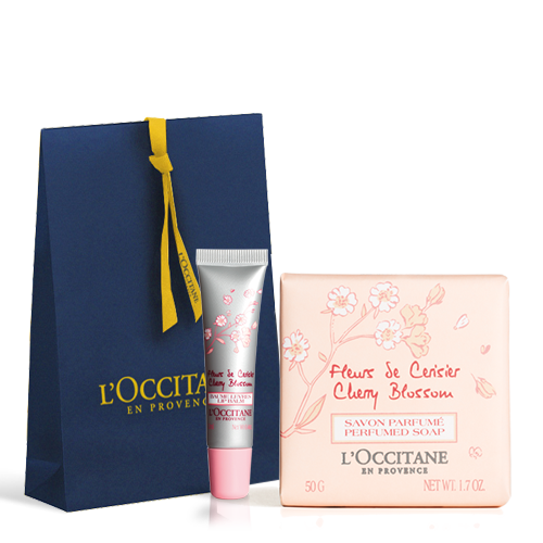 Cherry Blossom Duo | L'OCCITANE