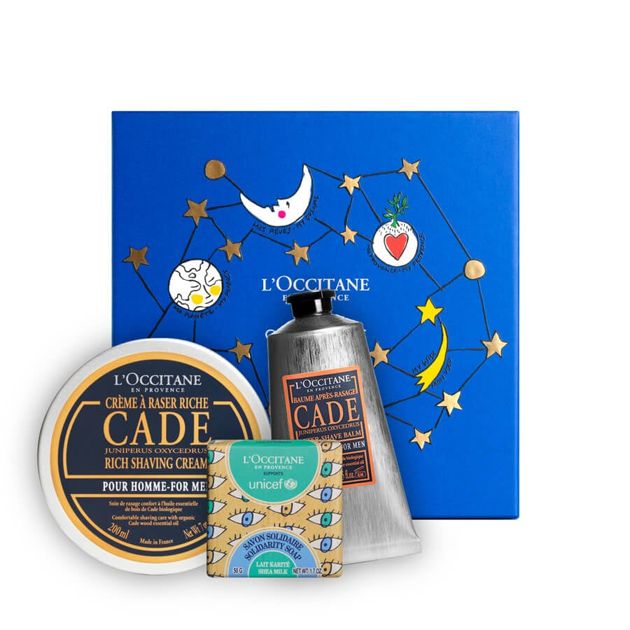 Cade Shaving Gift Box
