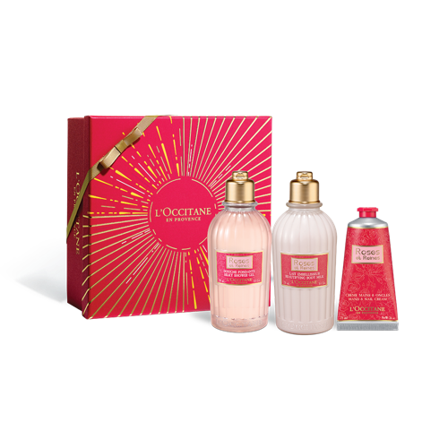 Roses et Reines Body Care Set (C5)