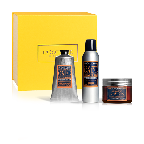 CADE FACE CARE SET FOR MEN