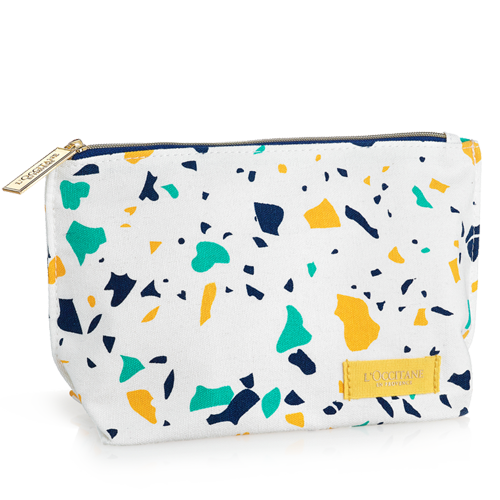 Summer Collection Teal Cosmetic Bag