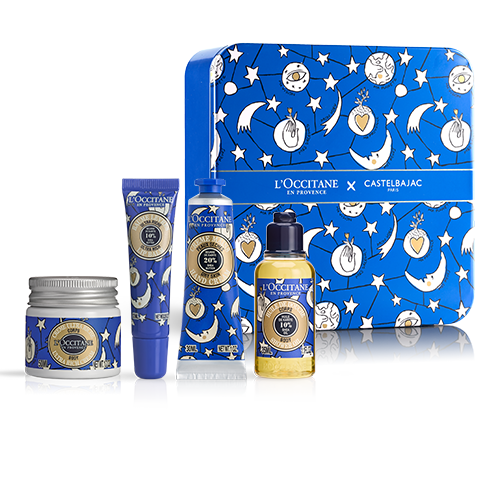 SHEA BUTTER LIMITED EDITION TRAVEL SET