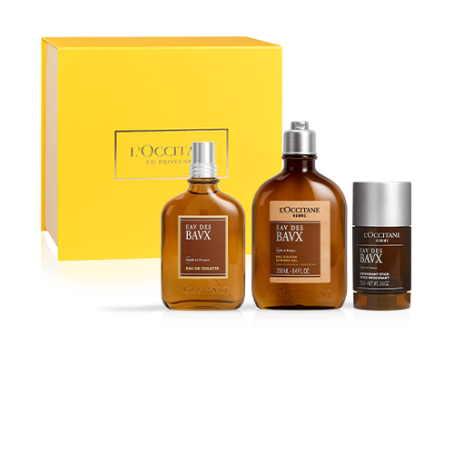 Men Fragrance Set | Baux