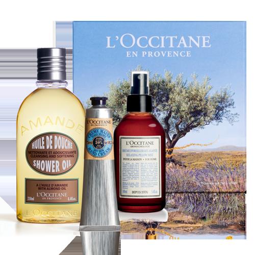 Set Cadou - Produse Favorite L'Occitane