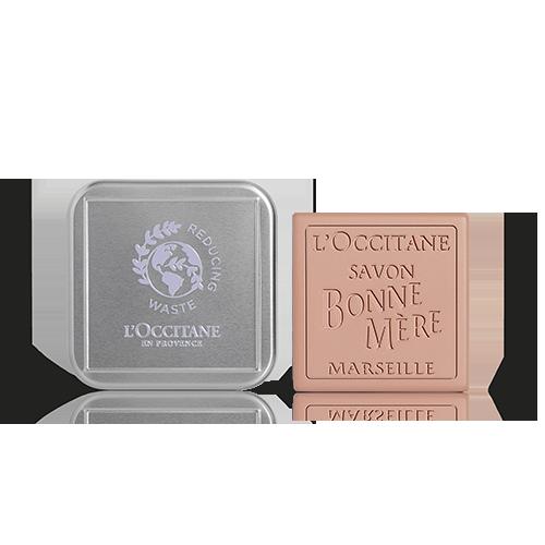Bonne Mère Linden & Sweet Orange Soap W/Box