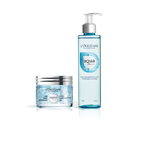 Aqua Reotier Duo with a Thirst-Quenching Gel for PLN 189 only