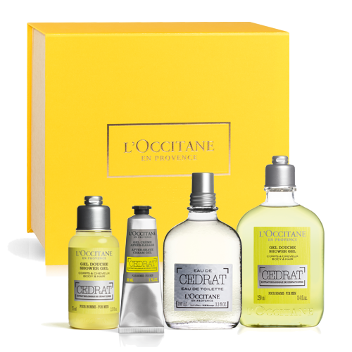 CEDRAT COLLECTION FOR MEN