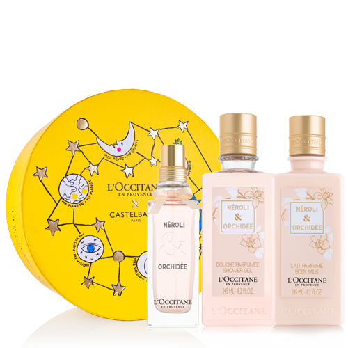 Néroli & Orchidée Gift Set from L'OCCITANE