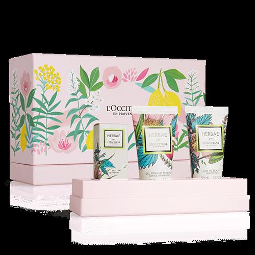 Herbae Fragrant Set