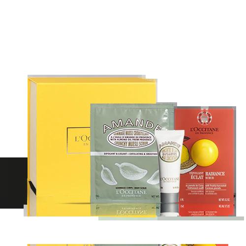 Vücut ve Cilt Peeling Kit