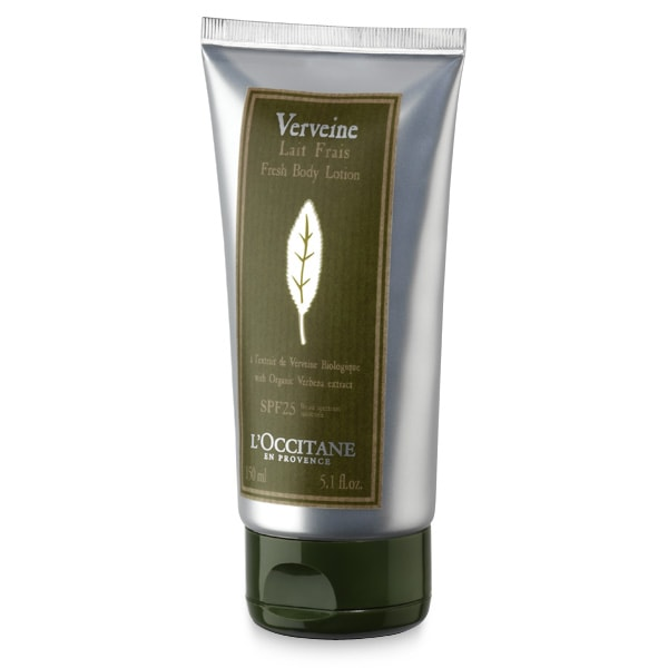 Verbena Fresh Body Lotion SPF25