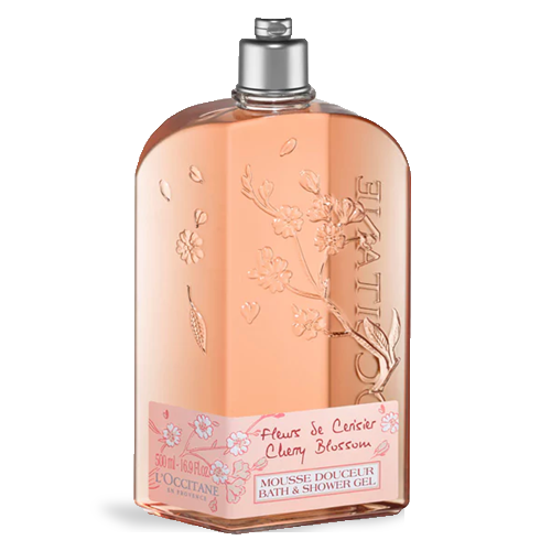 Cherry Blossom Shower Gel
