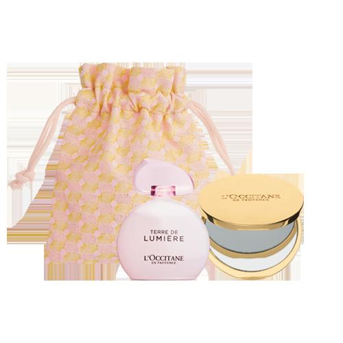 Terre de Lumière L'Eau Mini Perfume Kit - Mirror