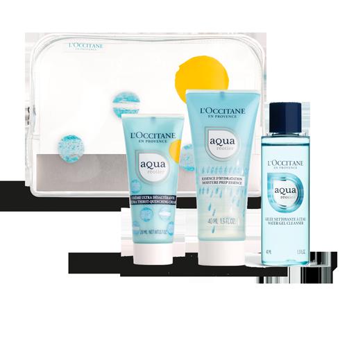 清泉水合霜旅行組|保濕補水|臉部保養|  L'OCCITANE 歐舒丹