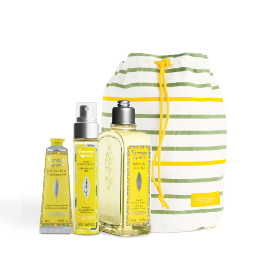 Citrus Verbena Body Care Set