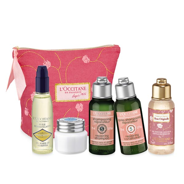 Get a L'OCCITANE Travel Set for HK$150 upon any purchase