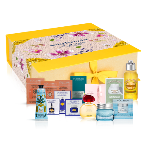 MUST-HAVE SPRING BEAUTY BOX