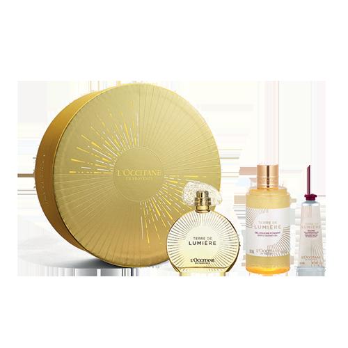 Terre de Lumière Gold Edition Parfüm Seti
