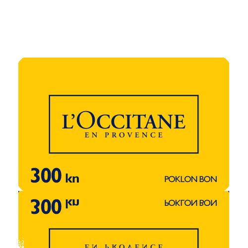 L'OCCITANE Gift Card 300 kn