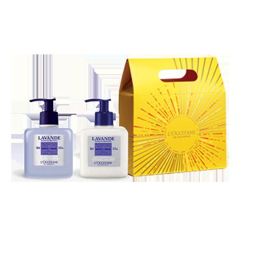 Lavanta Sıvı Sabun ve El Losyonu İkilisi