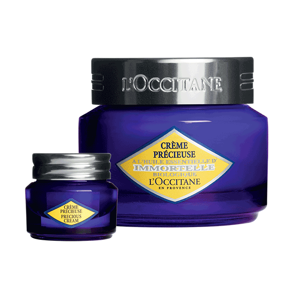 Immortelle Precious Cream & Mini