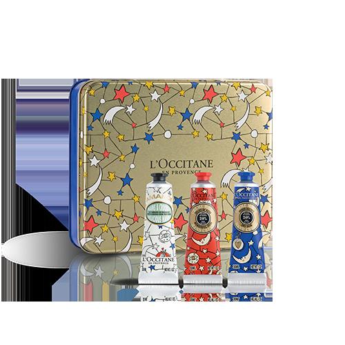 Trio hand creams – limited edition