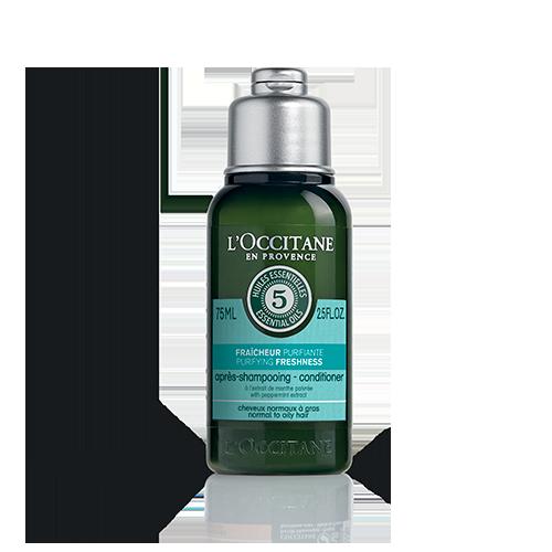 Aromachologie Purifying Freshness Conditioner - Aromakoloji Canlandırıcı Ferahlatıcı Saç Kremi 75ml