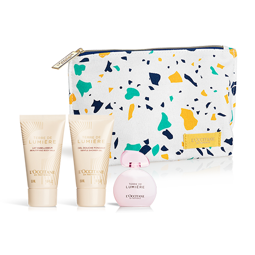 Terre de Lumiere Travel Set