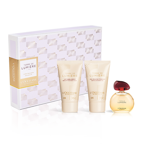 Terre de Lumiere Travel Set with EDP