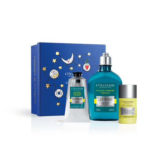 Gift set Cologne Cedrat