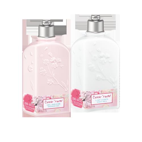 粉紅花浴組
