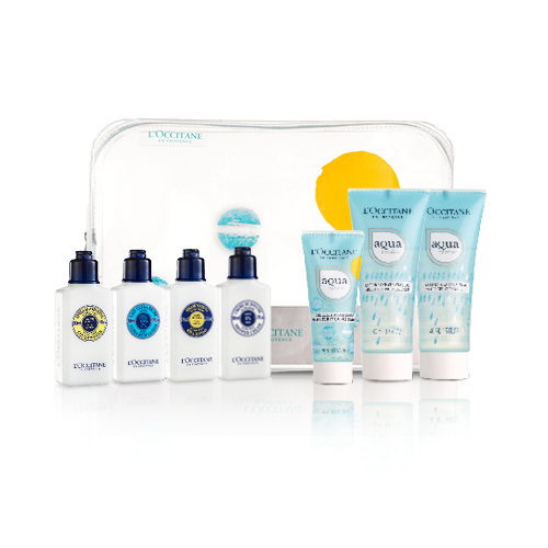Aqua Gel Body & Face Care Kit