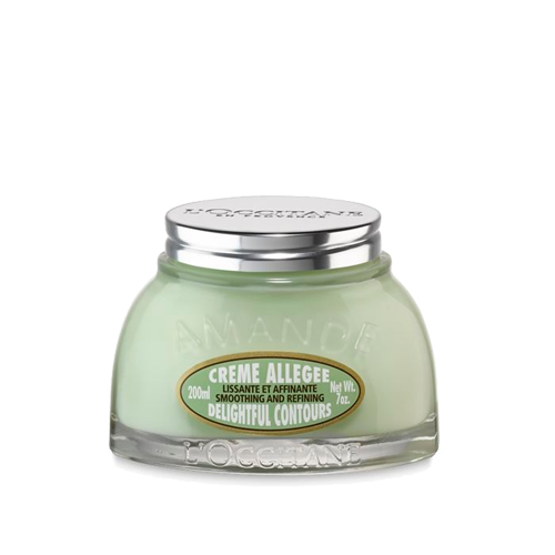 Almond Delightful Contours - Badem Sıkılaştırıcı Vücut Kremi