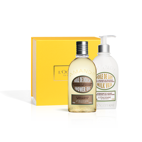 Gift Set Body Care Almond