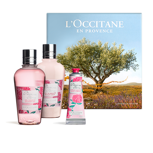 Pivoine Flora Body Care Set