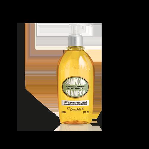 Shampoo Almendra