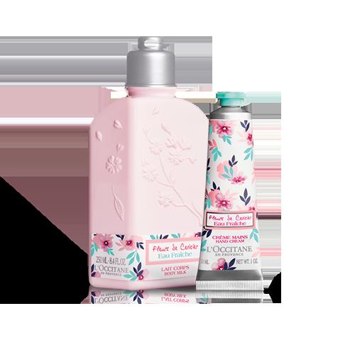 Duo Hidratação Flor de Cerejeira Fresh