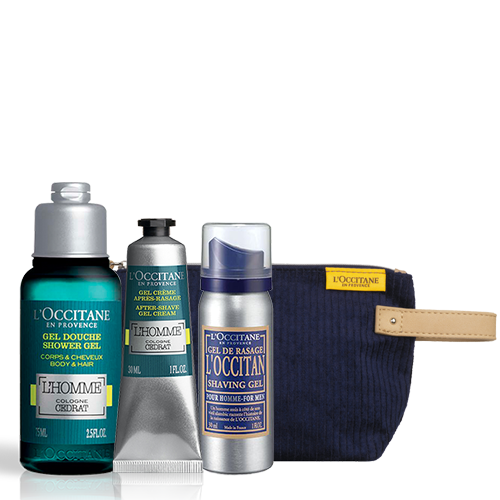 Men Face & Body Care Discovery Kit