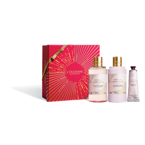 Terre de Lumiere Body Care Set (C2)