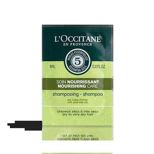 Aromakoloji Nourishing Shampoo Deneme Boyu (3 adet)
