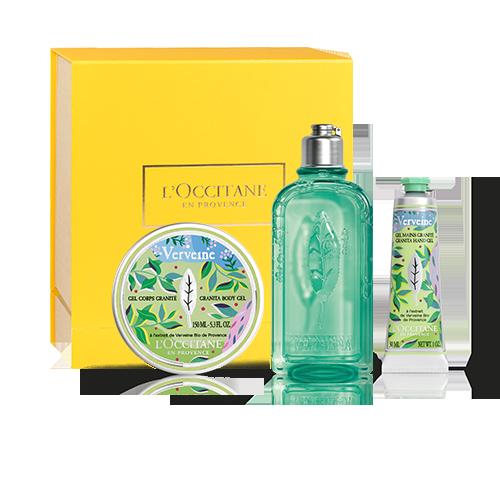 Verbena Refreshing Body Care Set