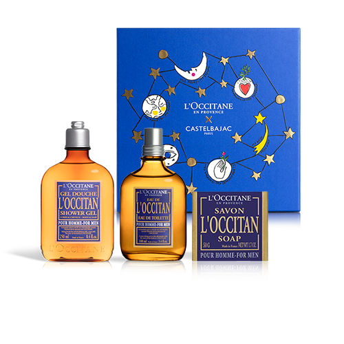 Intriguing Perfume For Him - L'Occitan Set