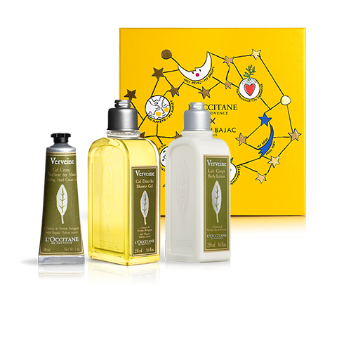 REFRESHING BODY CARE - VERBENA SET