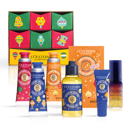L'OCCITANE box of surprises