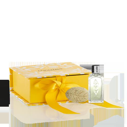 Presente Especial Banho e Fragrância Verbena