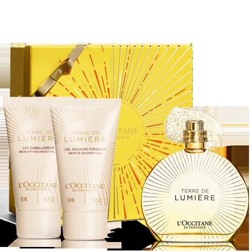 Terre de Lumière Luxury Gift Set