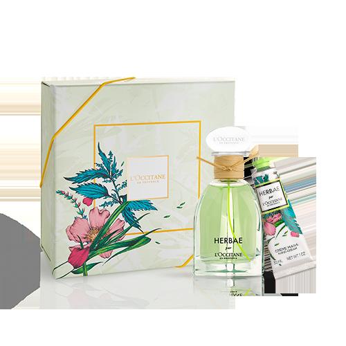 Presente Fragrância Herbae Par L'Occitane