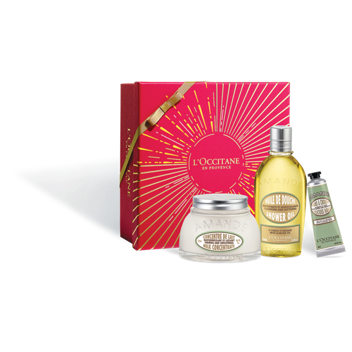Almond Body Care Set (D1)