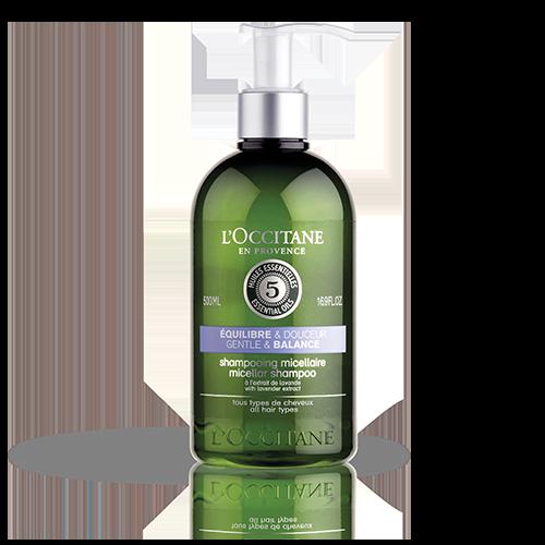 Shampoo Suavidad y Equilibrio